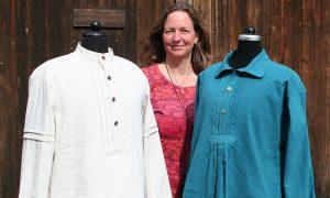 Selber nähen: Das Wendlandhemd und seine Variationen @ Rundlingsmuseum Wendland